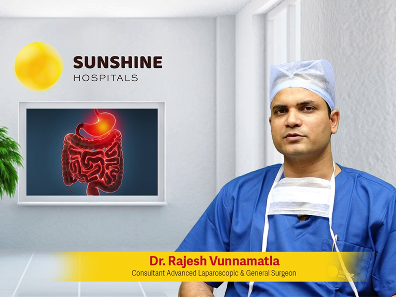 An Overview of Hernia by Dr. Rajesh Vunnamatla