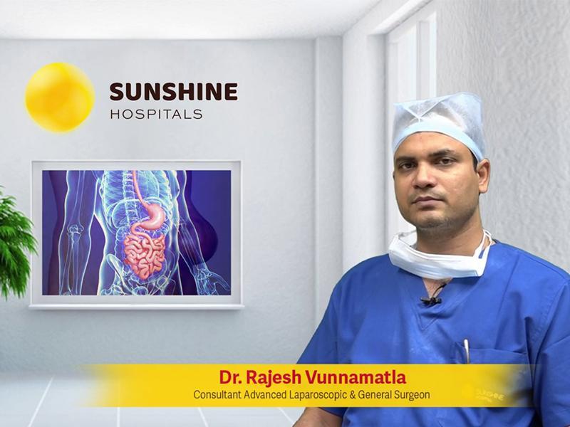 Dr. Rajesh Vunnamatla talks about Acute Appendicitis