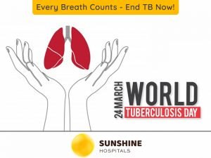 Every Breath Counts - End TB Now