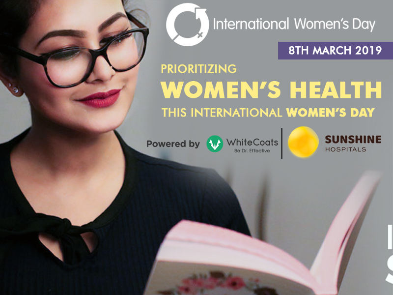 Prioritizing Women's Health On This International Women's Day