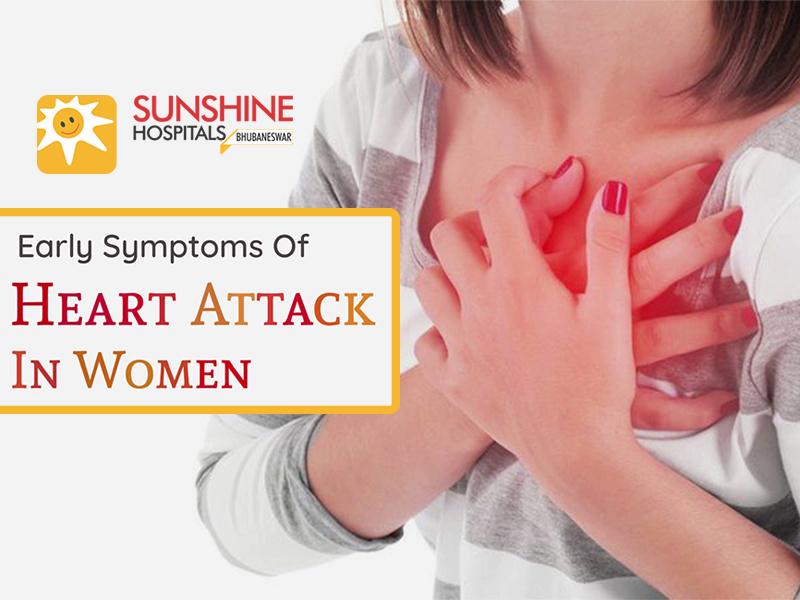 Early Symptoms Of Heart Attack In Women