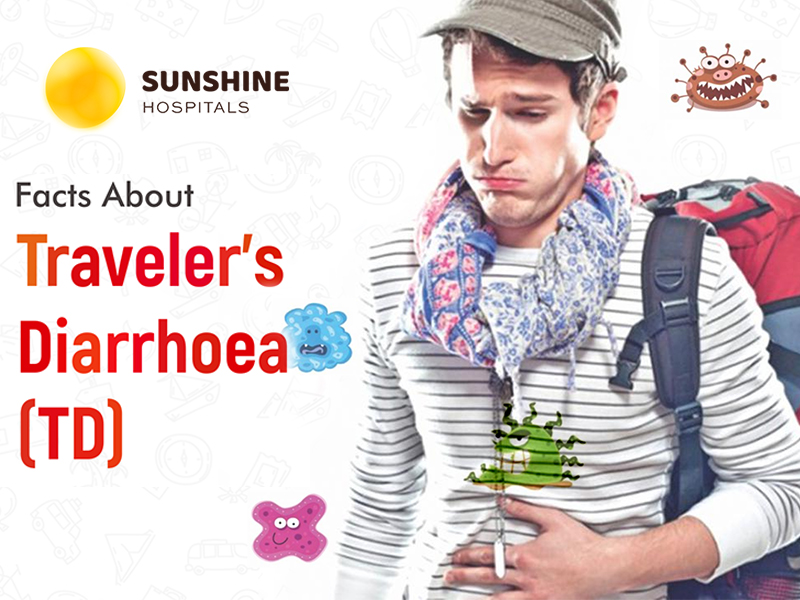 Planning A Road Trip? Stay Cautious Of Traveller Diarrhoea
