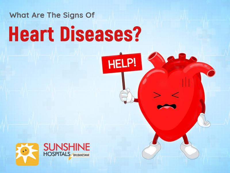 What Are The Signs Of Heart Diseases?