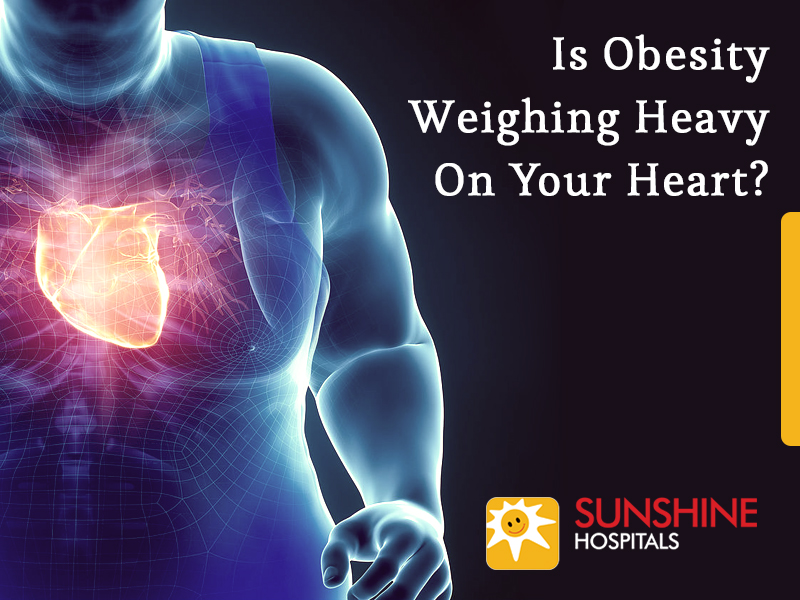 Obesity Weighing Heavy Your Heart