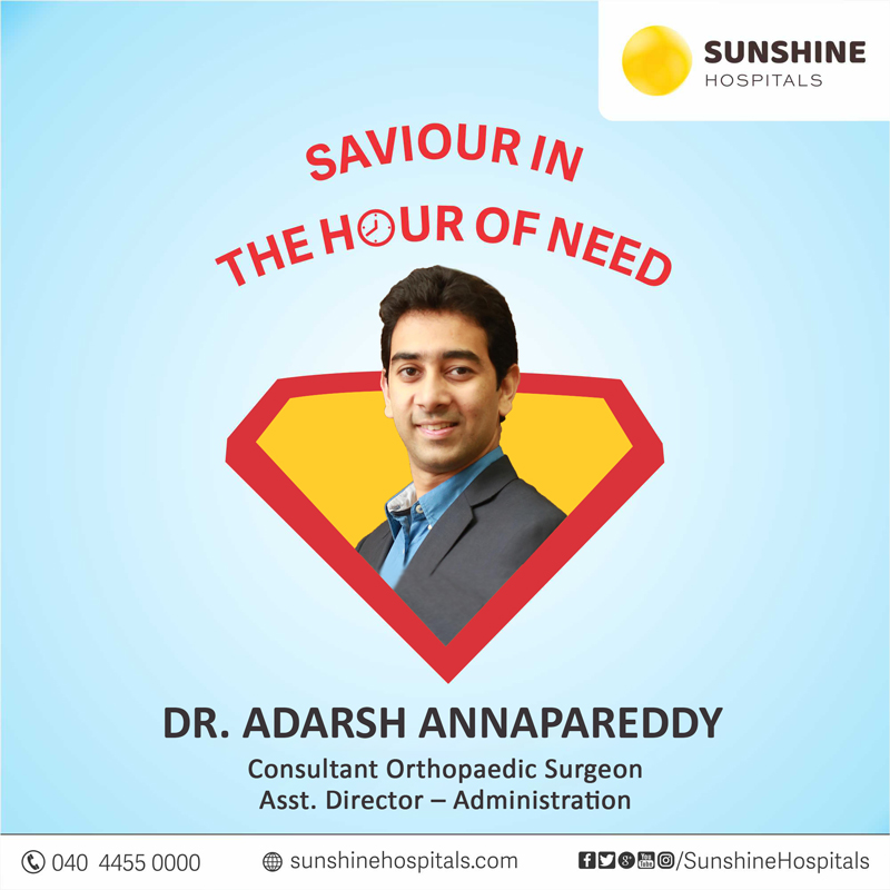Dr. Adarsh Annapareddy