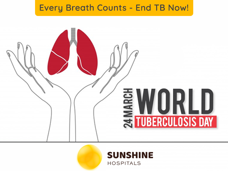 Every Breath Counts – End TB Now!