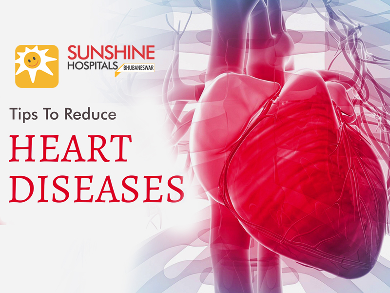 Tips to Reduce Heart Disease