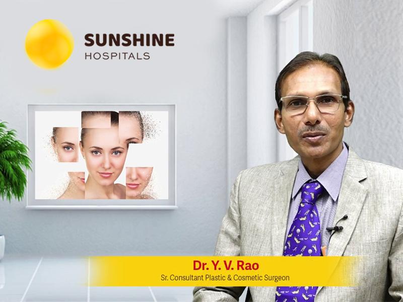 Dr. Y. V. Rao Talks On Plastic & Cosmetic Surgeries At Sunshine