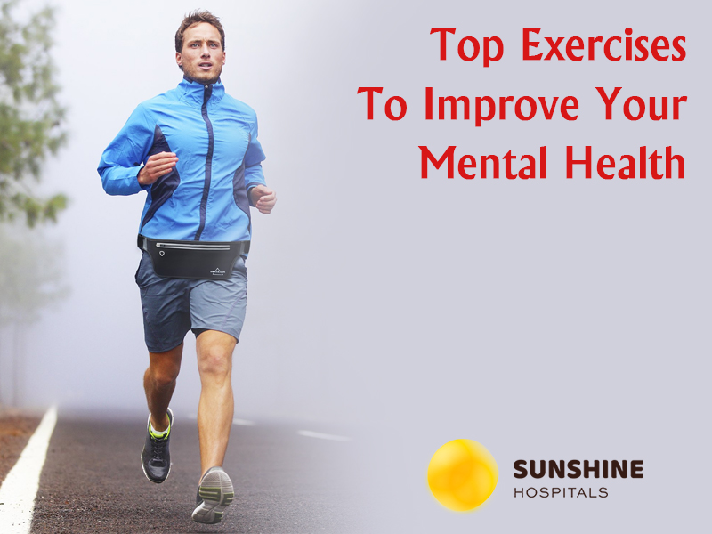 Top Exercises To Improve Your Mental Health