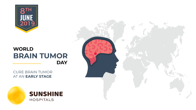 World Brain Tumor Day, 8 June 2019