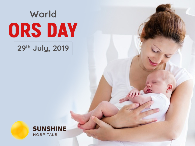 World ORS Day, 29 July 2019