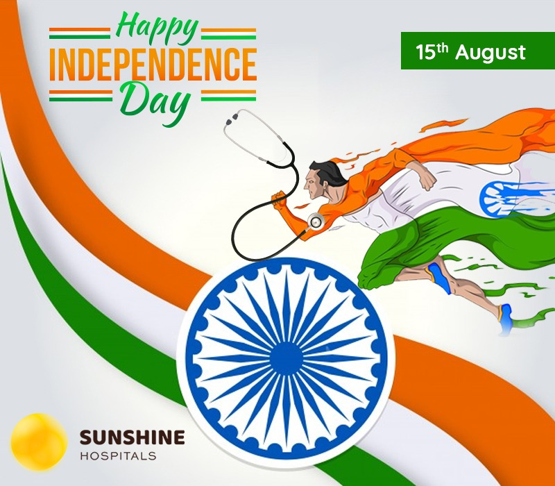 Let's Come Together To Build A Healthy Nation – Happy Independence Day!!!