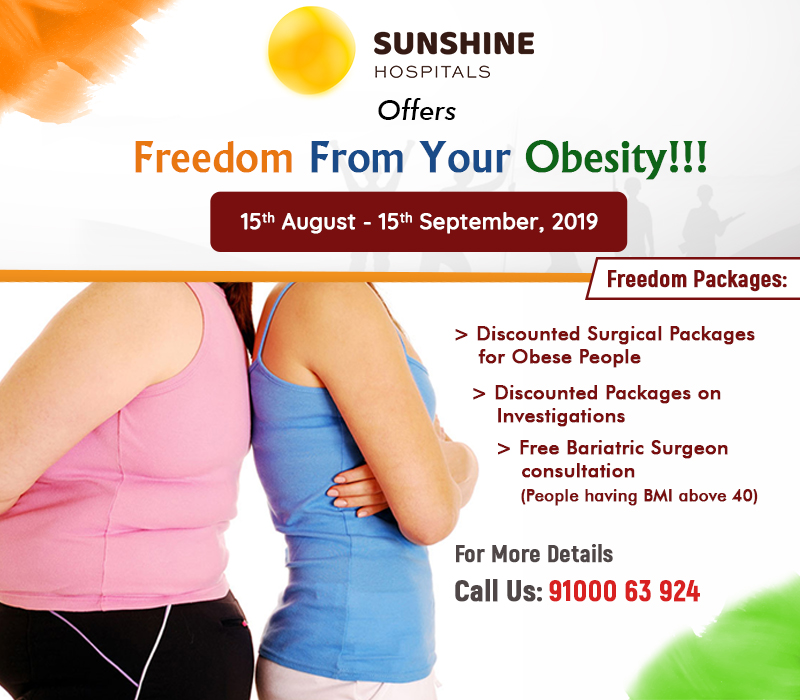 Sunshine Hospitals Offers Freedom From Obesity