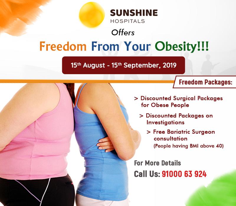 Obesity - Sunshine Hospital