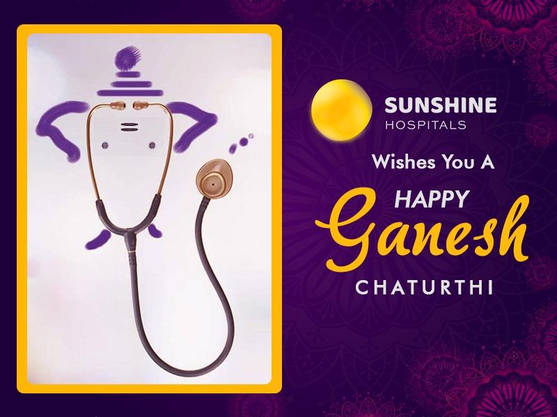 Ganesh Chaturthi - Sunshine Hospitals