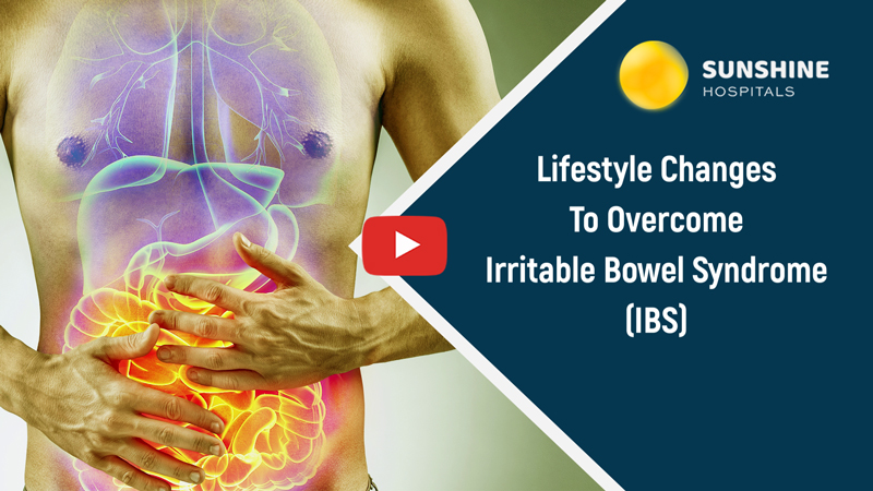 Lifestyle Changes To Overcome Irritable Bowel Syndrome(IBS)