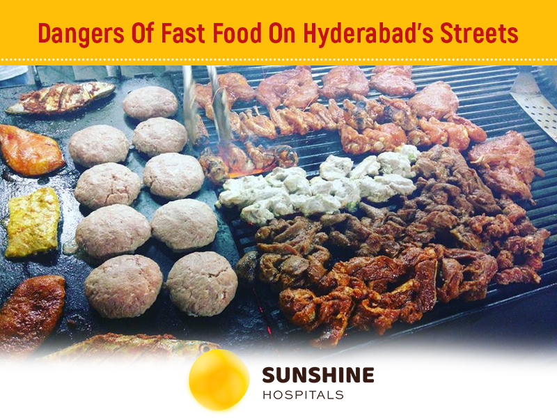 Dangers Of Fast Food On Hyderabad's Streets