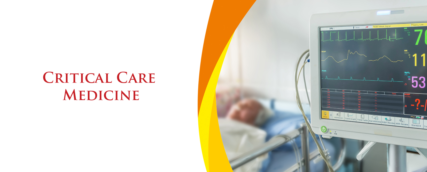 Best critical care hospitals in Hyderabad(icu)