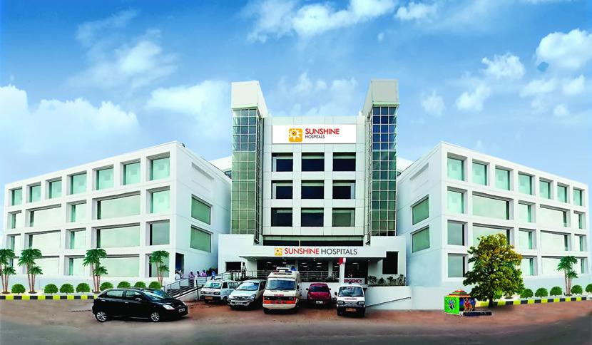 Sunshine hospitals secundrabad branch