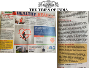 Dr.Shailender Singh- Cardiologist- Times of India