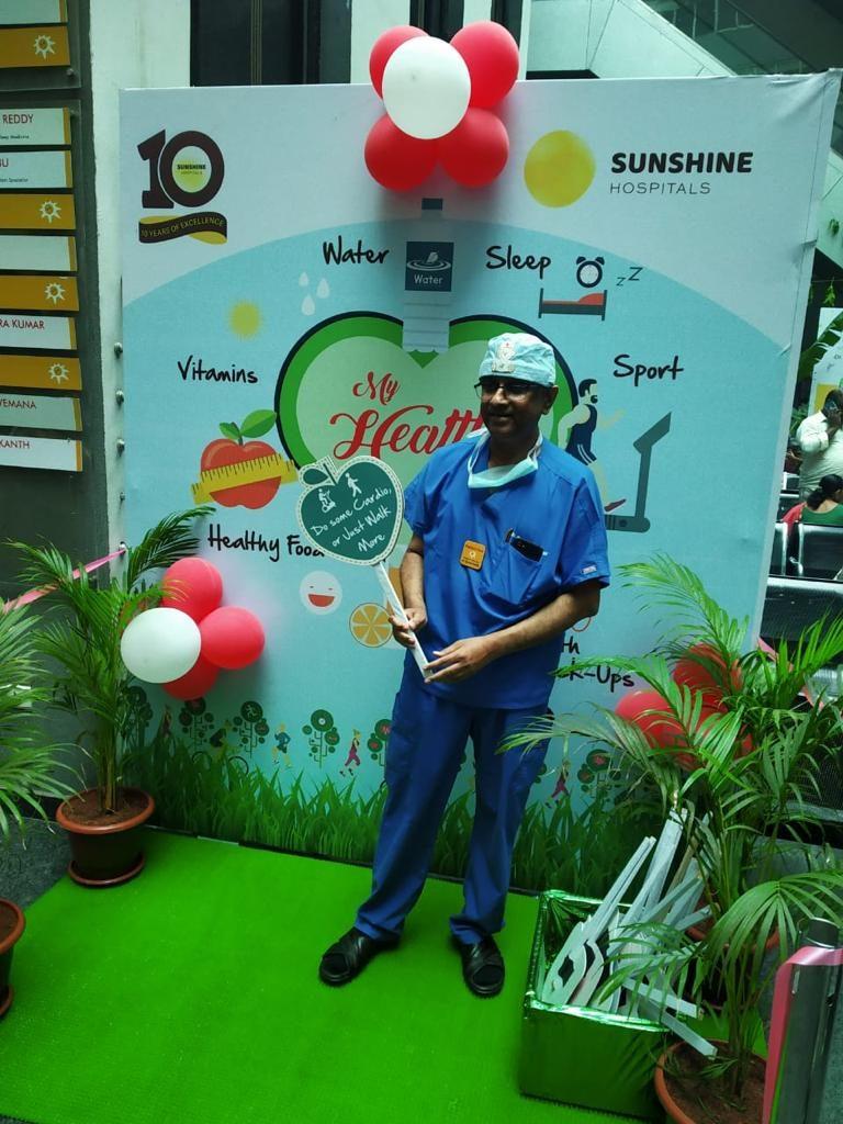 10th Anniversary Celebrations At Sunshine Hospitals1