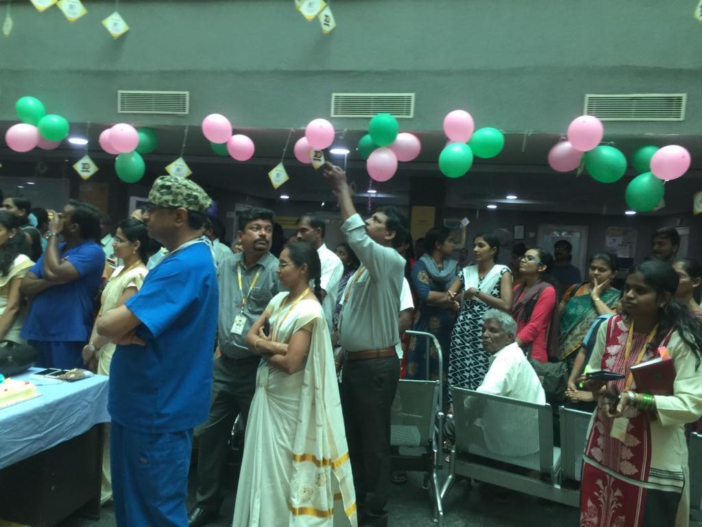 10th Anniversary Celebrations At Sunshine Hospitals5