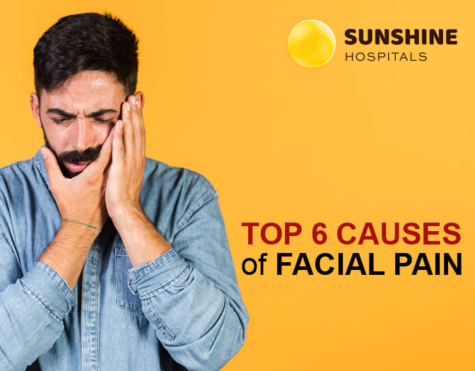 Top 6 causes of facial pain