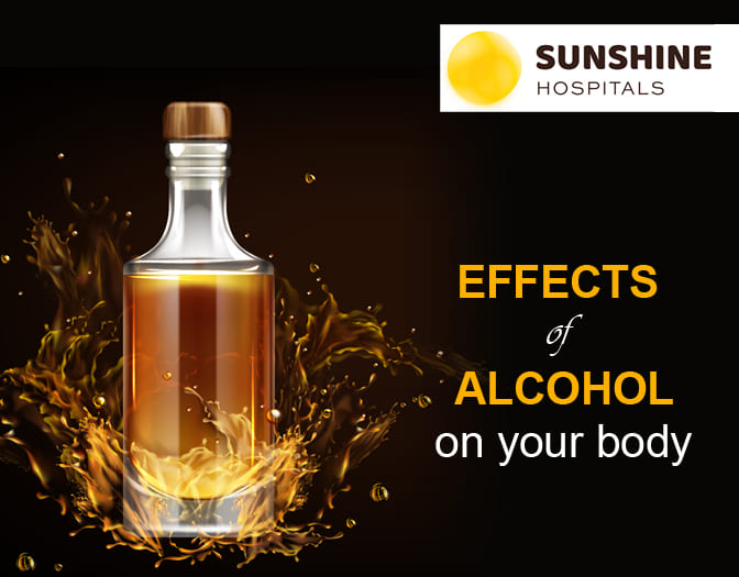 Effects of Alcohol o Your Body