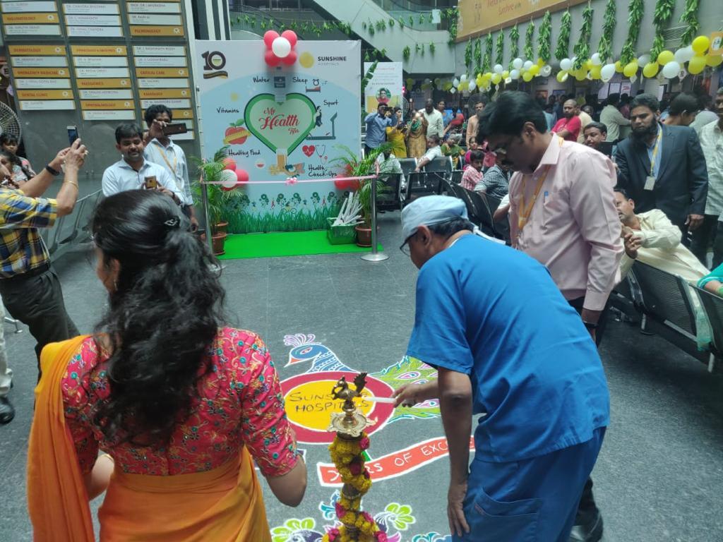 Sunshine Hospitals Celebrates A Successful 10 Year Journey1