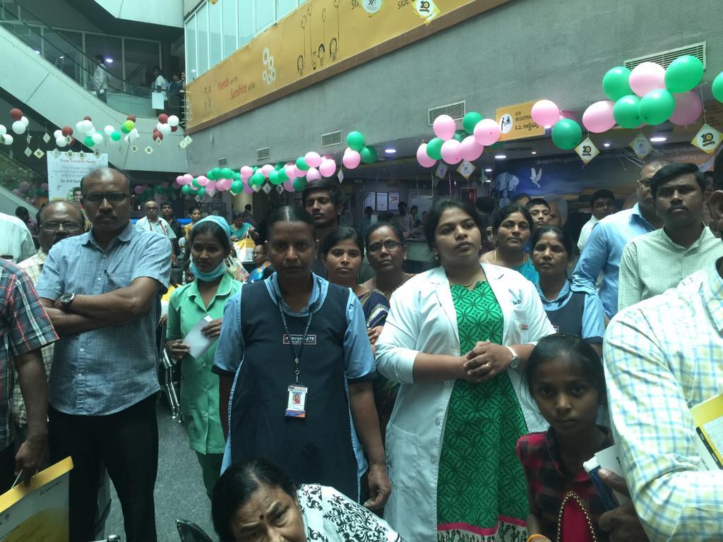 Sunshine Hospitals Celebrates A Successful 10 Year Journey4