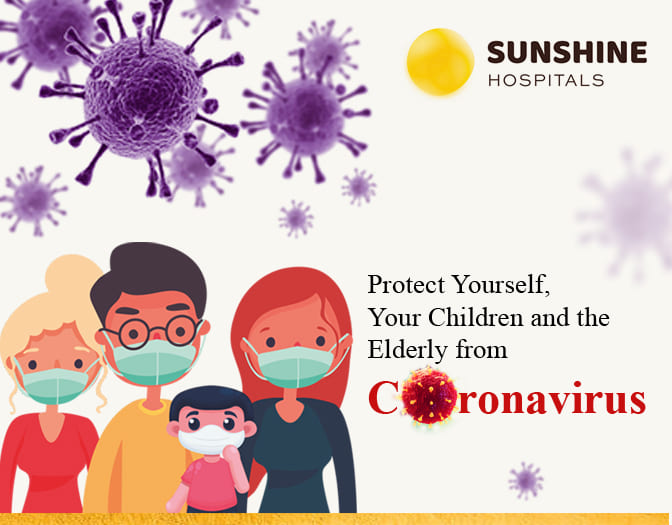 Protect Yourself, Your Children and the Elderly from Coronavirus ...