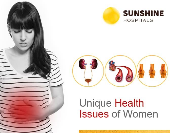 Women's Unique Health Issues